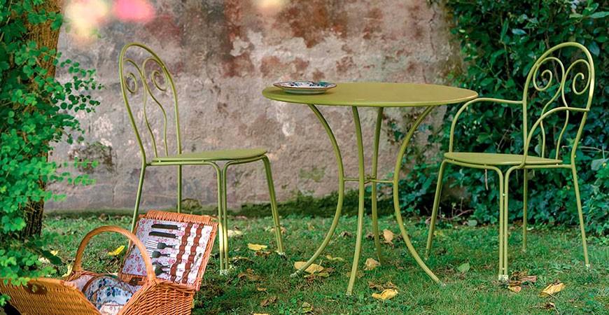 Verde naturaleza...verde decoración